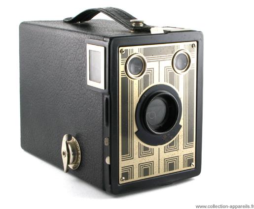 brownie appareil photo