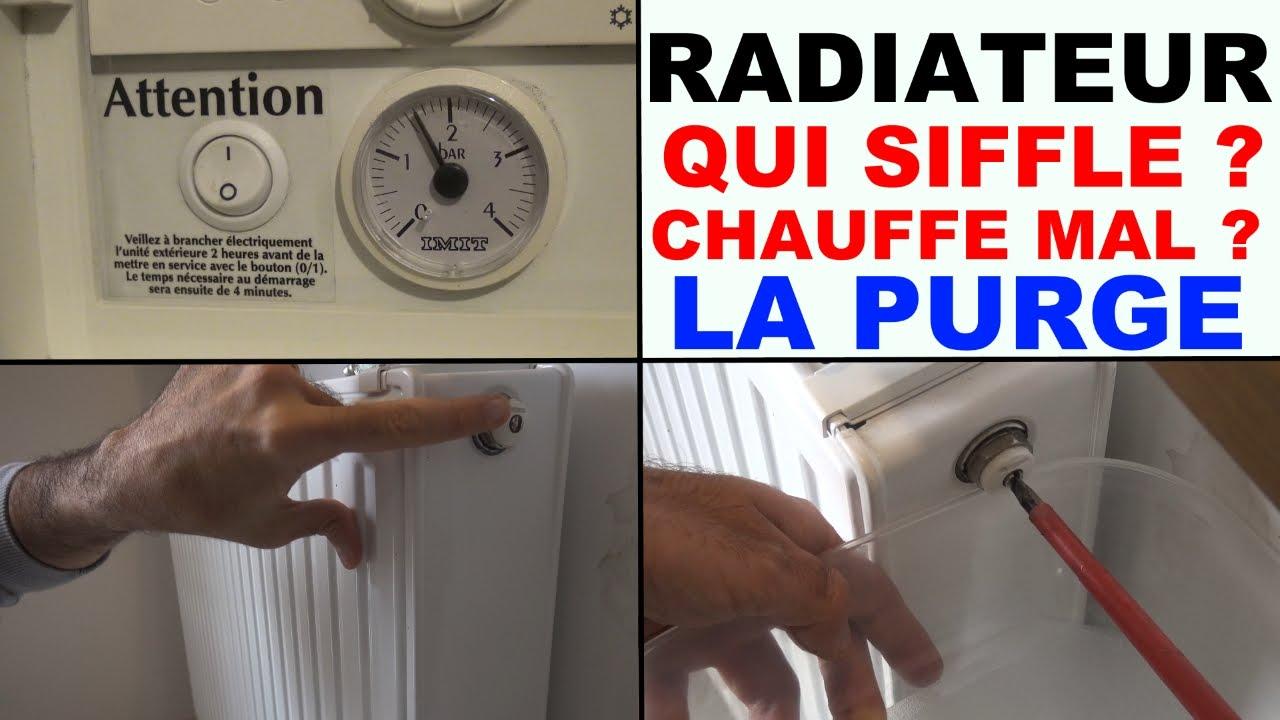 bruit dans radiateur chauffage central