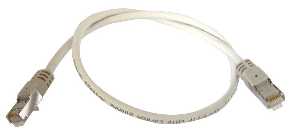 cable de brassage rj45