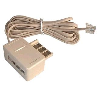 cable téléphone fixe