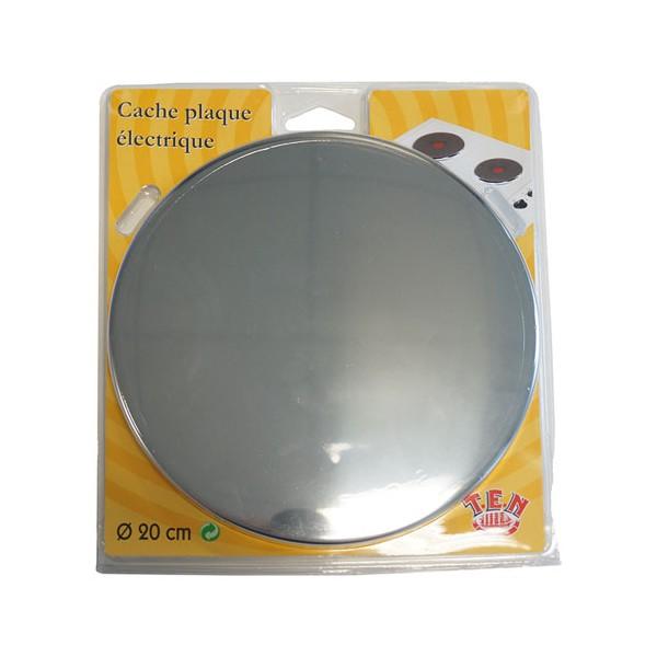 cache plaque electrique 20 cm