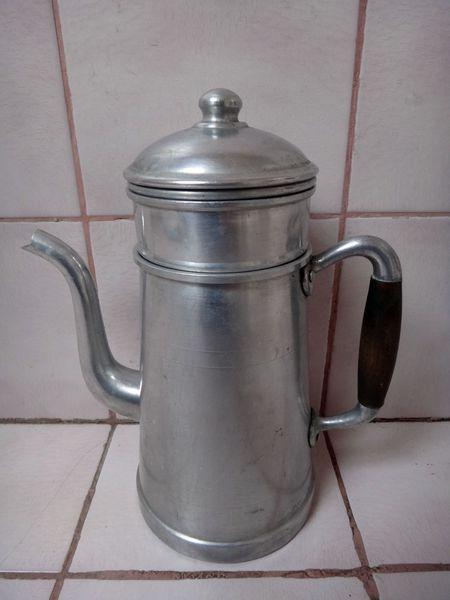 cafetière à l ancienne