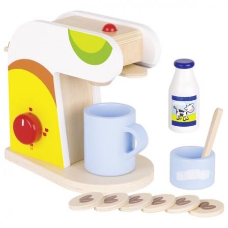 cafetiere bois jouet