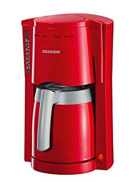 cafetiere isotherme rouge