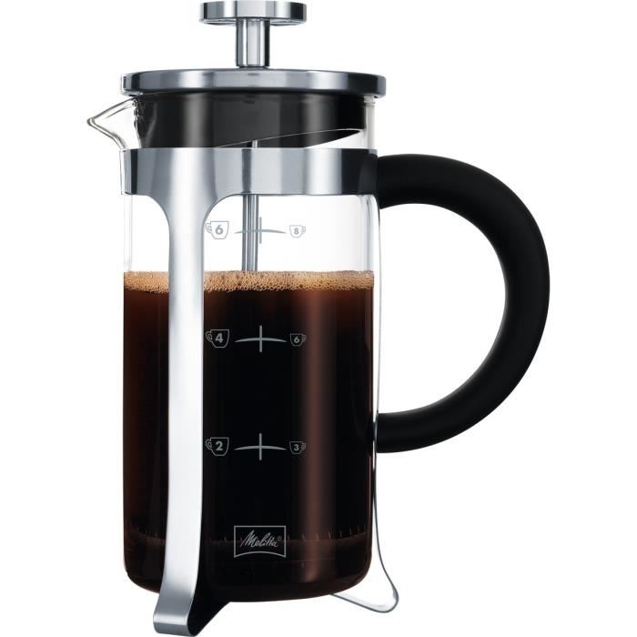 cafetiere piston melitta