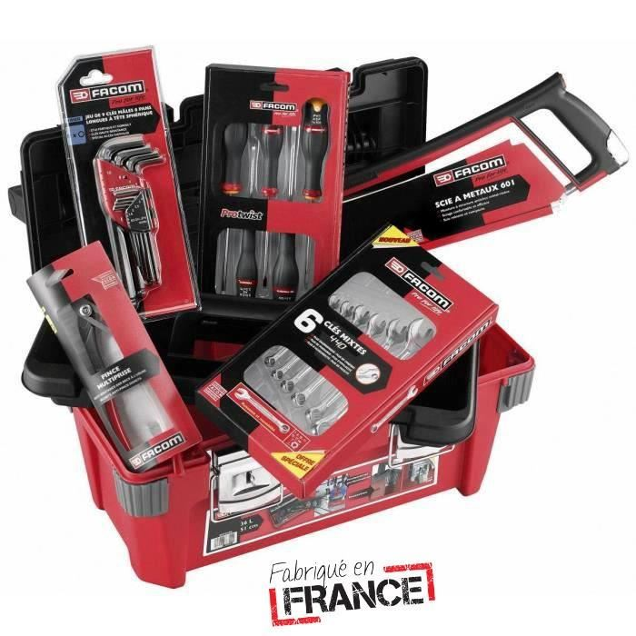 caisse a outils complete facom