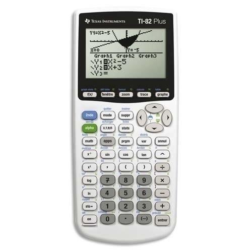 calculatrice texas