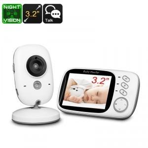 camera de surveillance pour bebe sans fils image et son