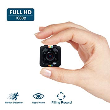 camera espion detecteur de mouvement exterieur