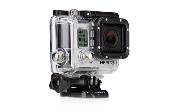 camera gopro etanche