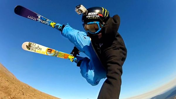 camera gopro ski