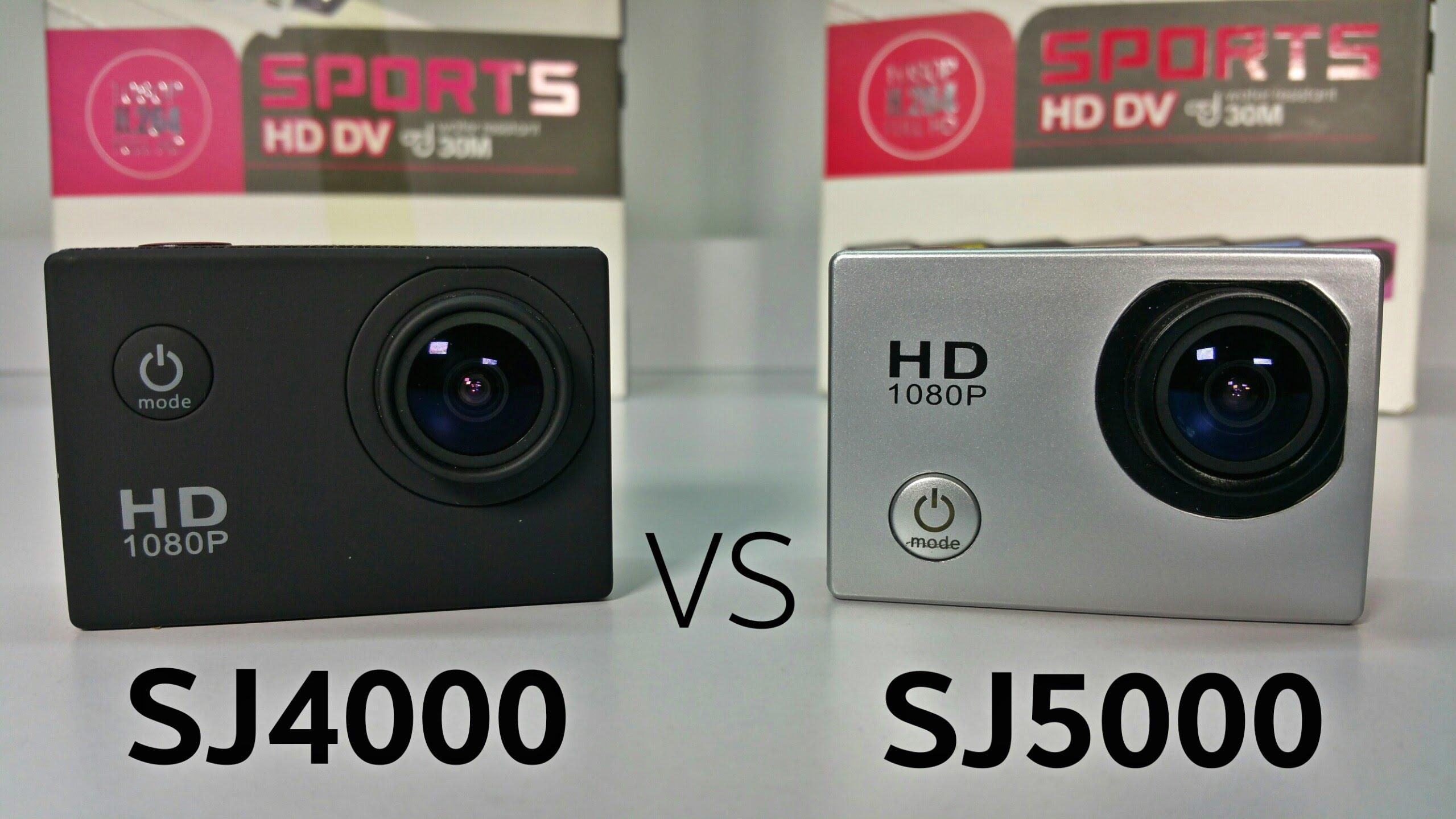 camera sport sj5000