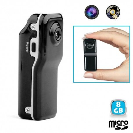 camera video espion discrete