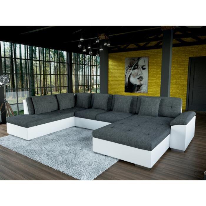 canapé grande taille