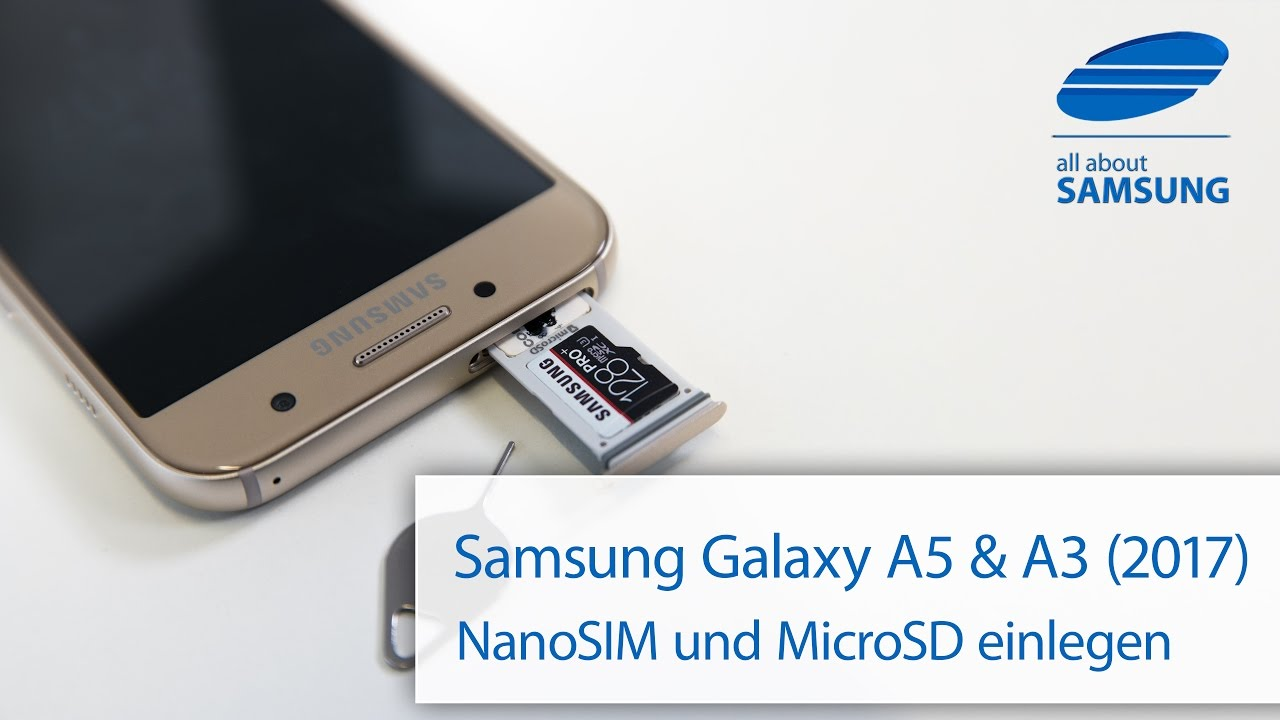 carte sd samsung galaxy a5