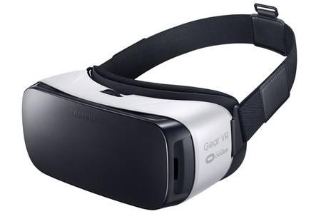 casque de réalité virtuelle samsung