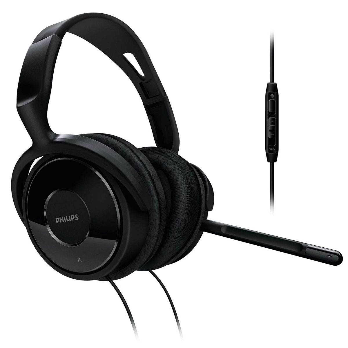 casque gamer philips