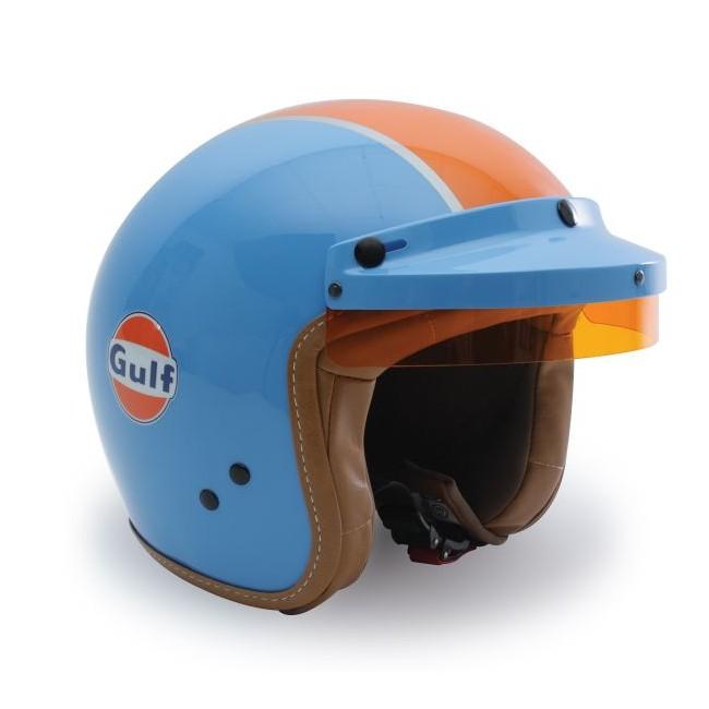 casque moto année 70