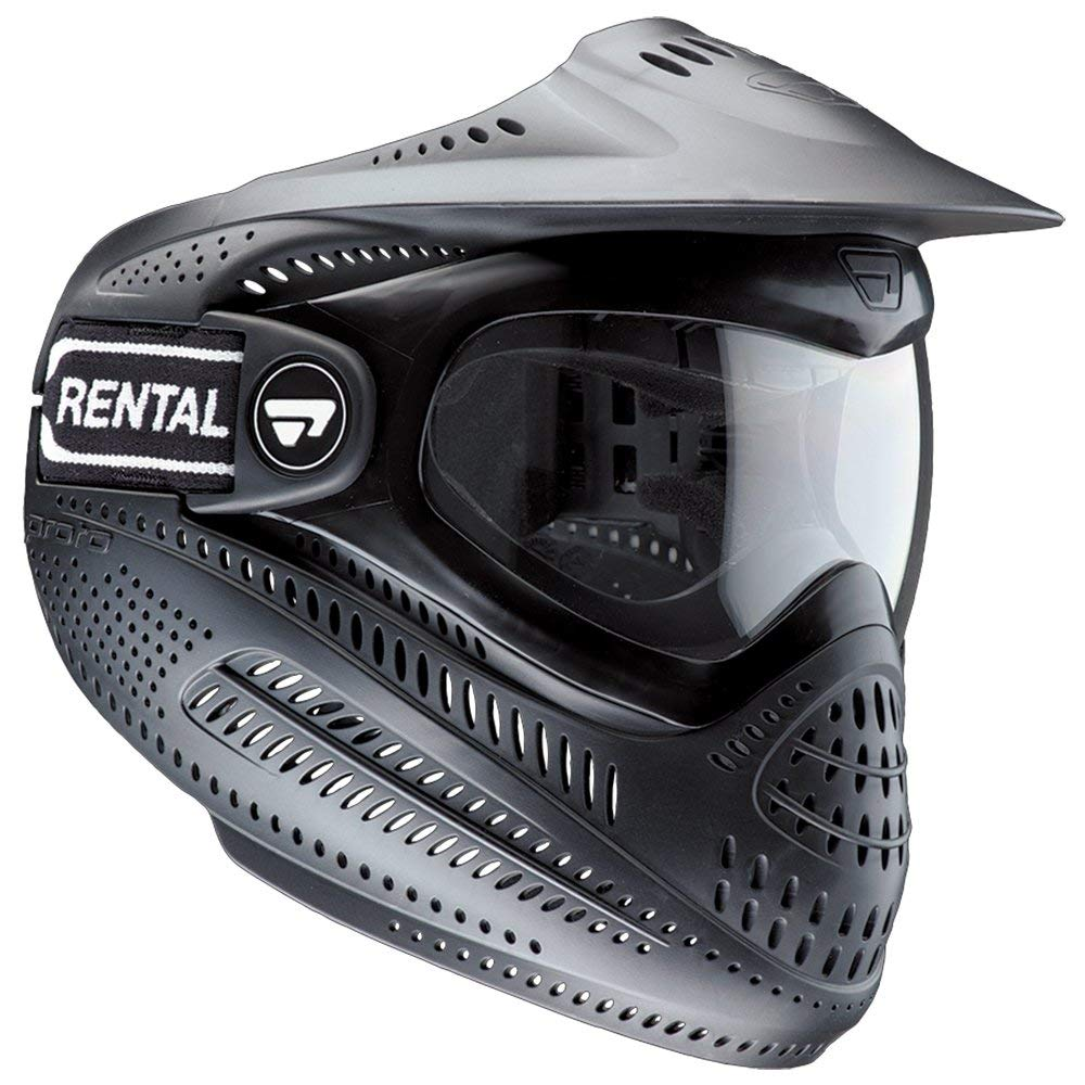 casque protection paintball