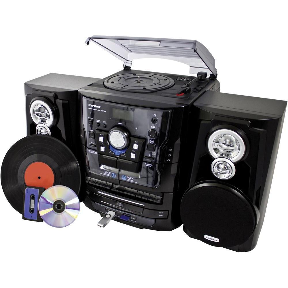 chaine hifi cassette