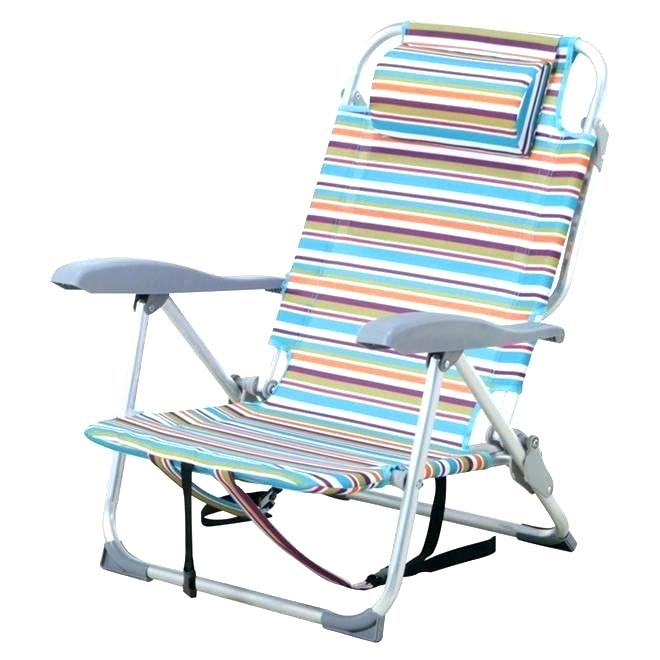 chaise basse plage