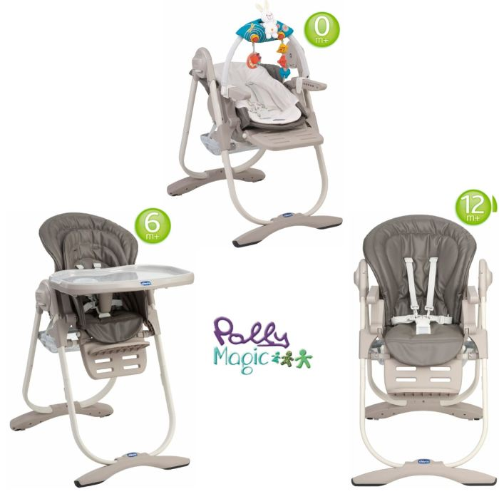 chaise chicco 3 en 1