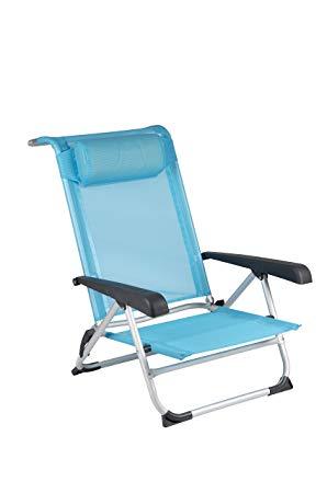 chaise de plage pliable
