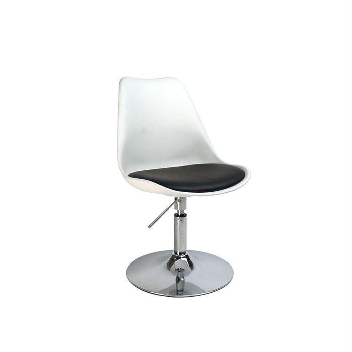 chaise hauteur réglable