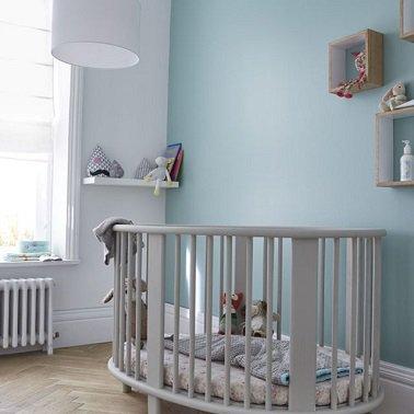 chambre bébé peinture