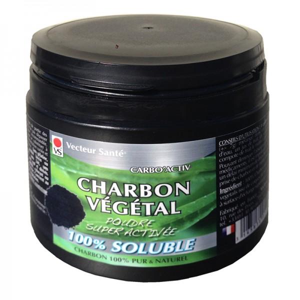 charbon vegetal noix de coco