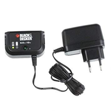 chargeur batterie black et decker 18v