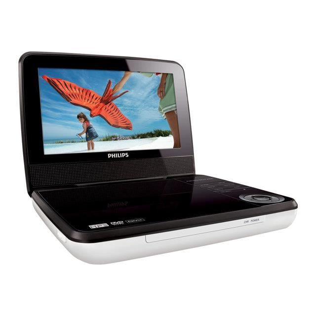 chargeur dvd portable philips
