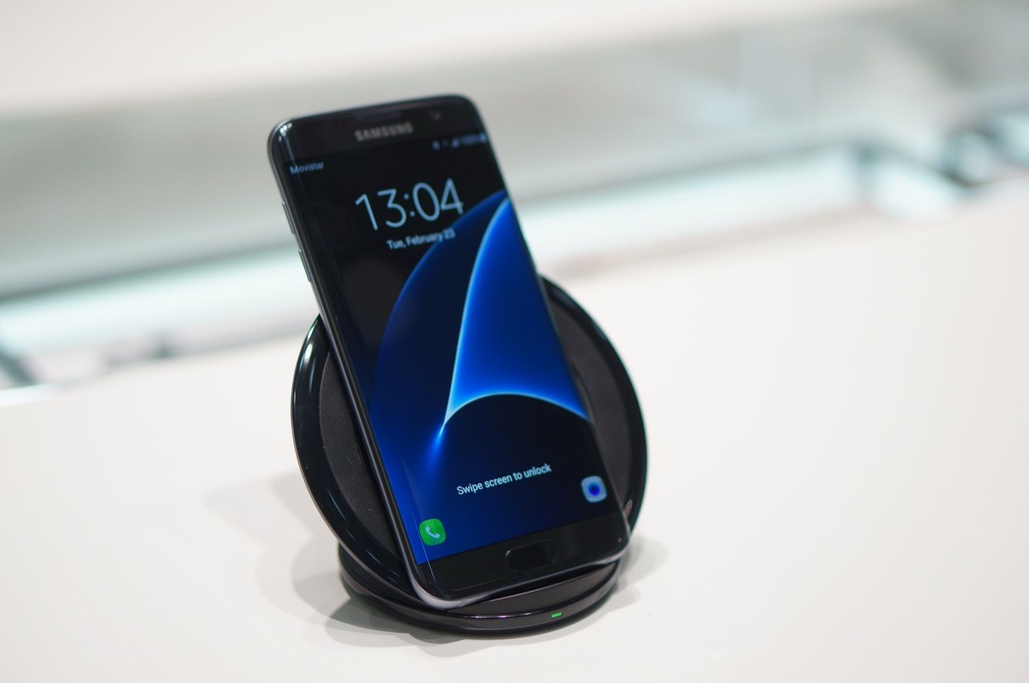 chargeur induction galaxy s7 edge