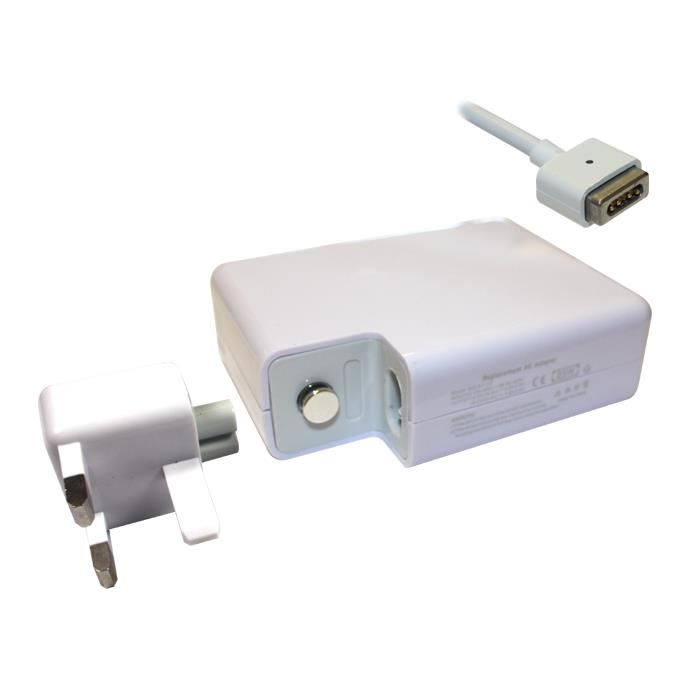 chargeur macbook unibody