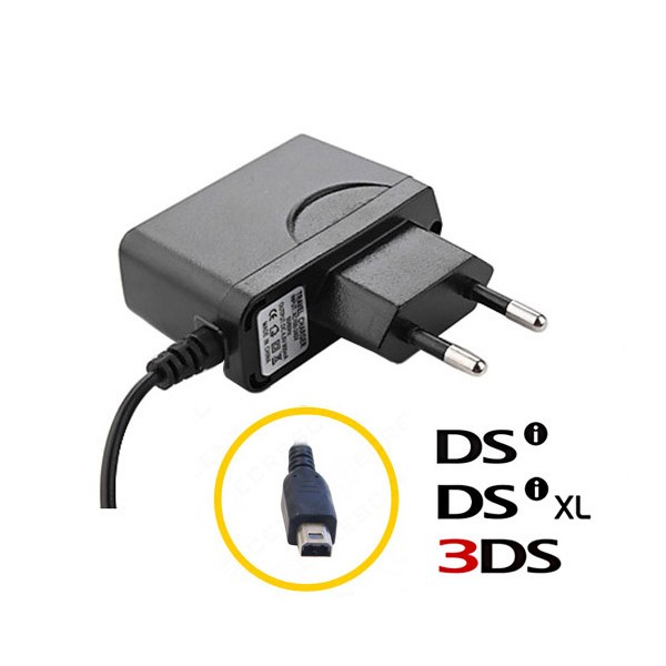 chargeur nintendo 3 ds