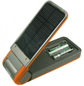 chargeur pile solaire