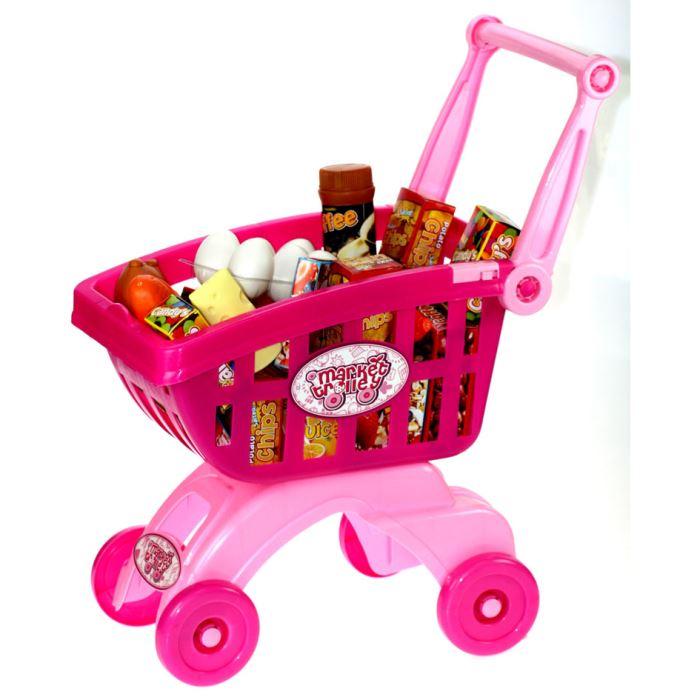 chariot de course en jouet