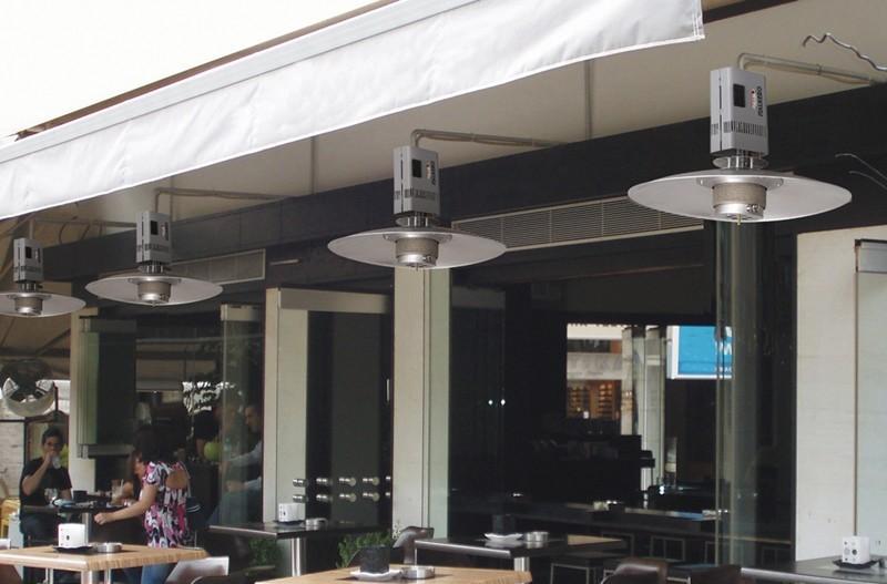chauffage terrasse restaurant