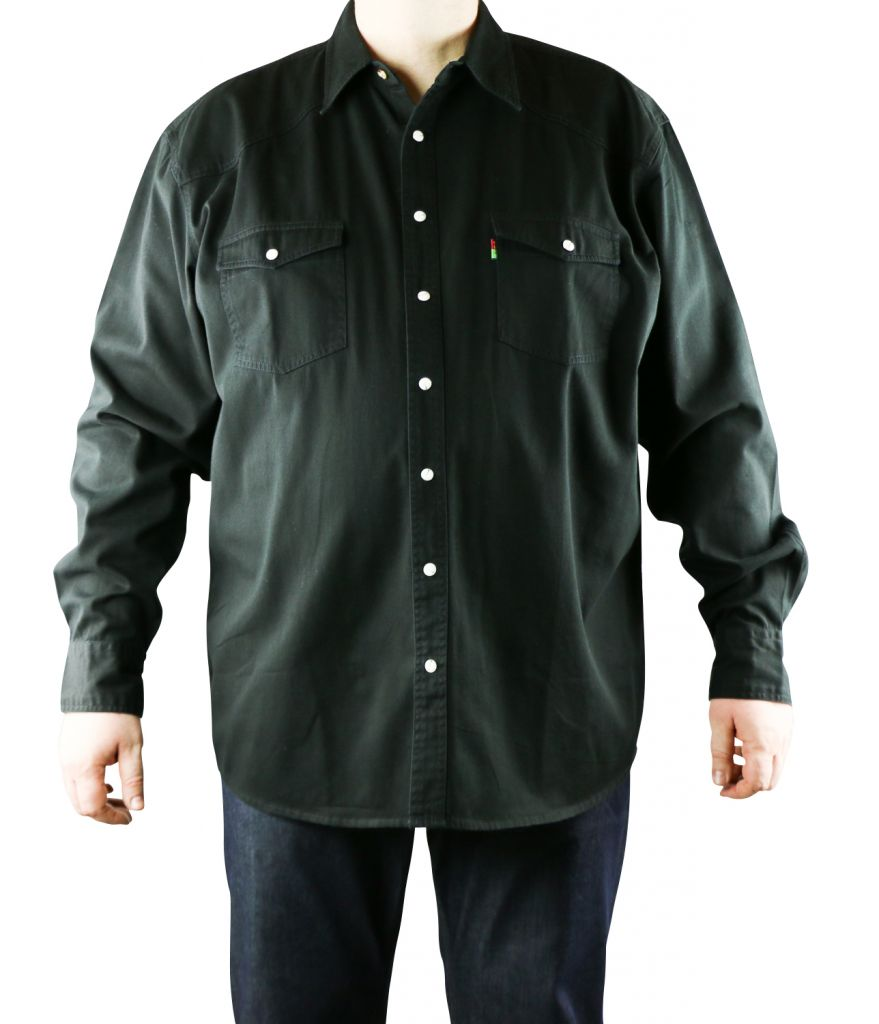 chemise homme grande taille