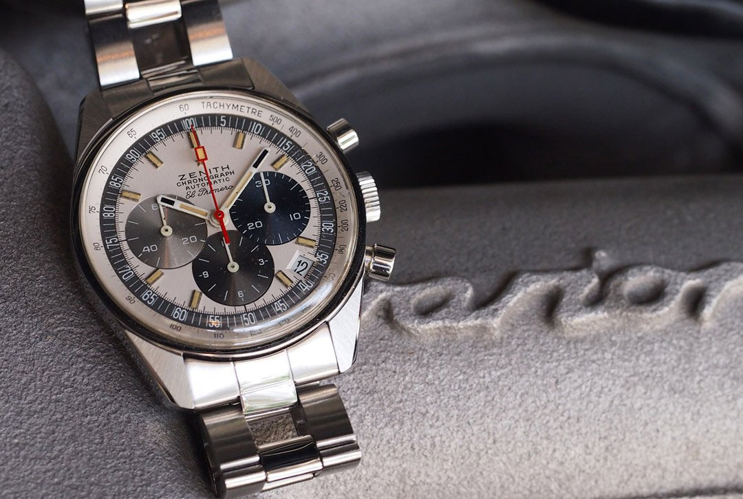 chronographe automatique