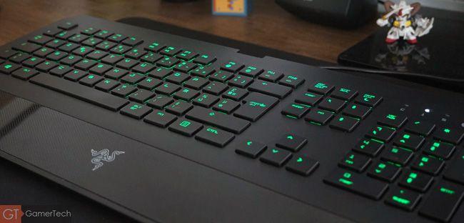clavier gamer silencieux