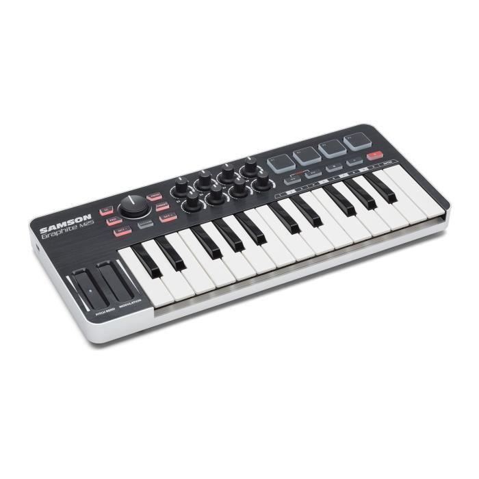 clavier maitre 25 touches