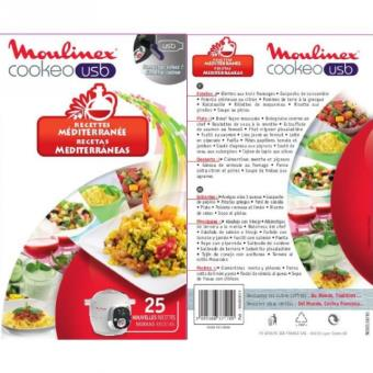 cle usb cookeo recette