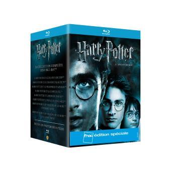 coffret dvd blu ray