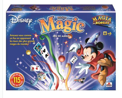 coffret magicien 5 ans
