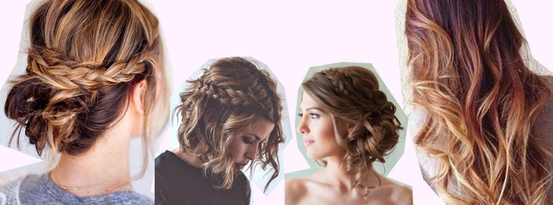 coiffure cheveux ondulés femme