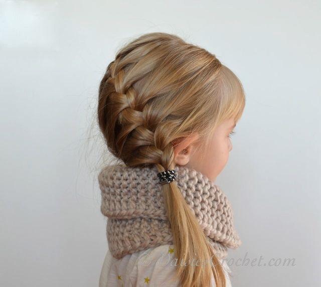coiffure pour fille