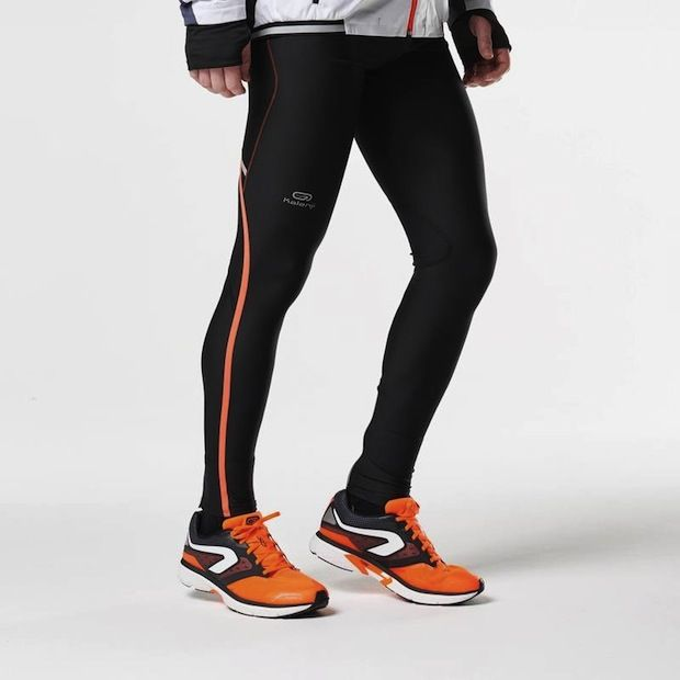 collants running homme
