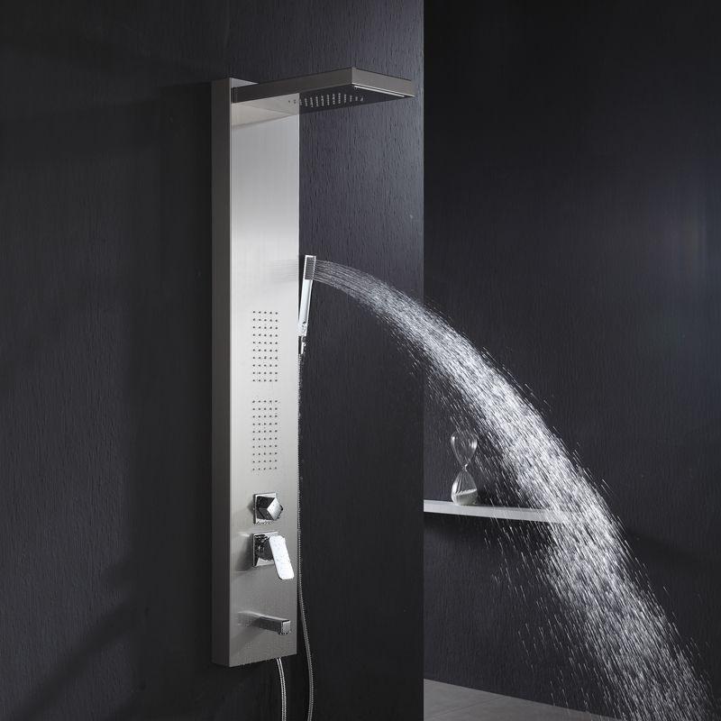 colonne douche cascade