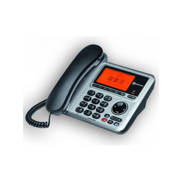 combiné de téléphone